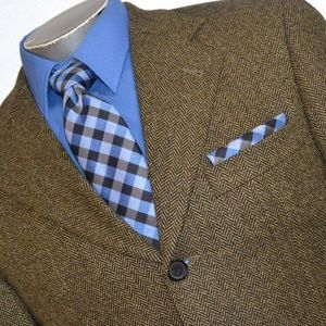2117 HUGO BOSS Loro Piana Blazer Suit Jacket 42 R